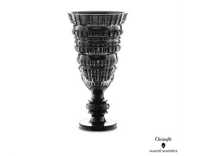 Baccarat Christofle Collaborate For Design Shanghai 2015