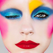One of Pat McGrath's most iconic beauty looks