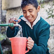 UNICEF's Tap Project supports clean water initiatives