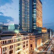 Exterior of Mandarin Oriental, Tokyo