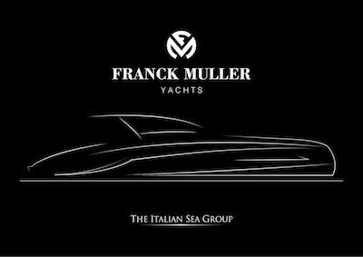 franck muller.italian sea group yacht