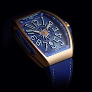 Franck Muller Yachting watch