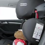 Luxury Daily - Audi car seat