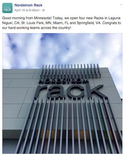 Nordstrom Rack FB