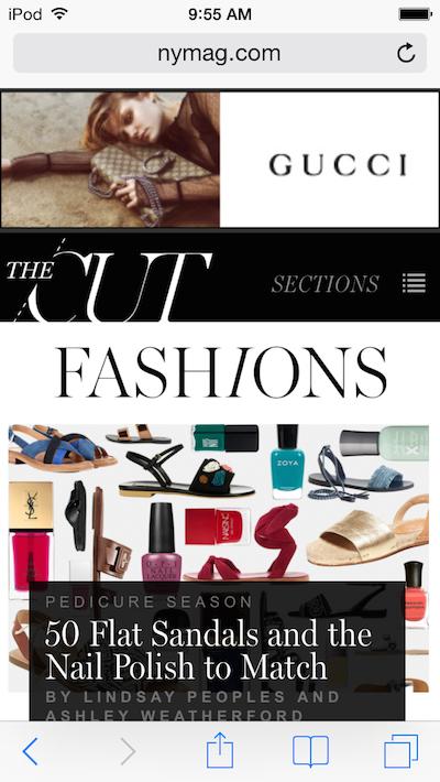 Gucci The Cut 1