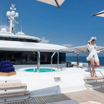 Northrop & Johnson Ocean Co yacht
