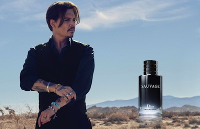dior.johnny depp sauvage