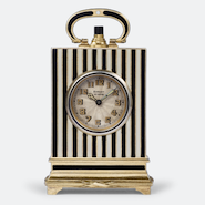 An Art Deco period clock by Breguet