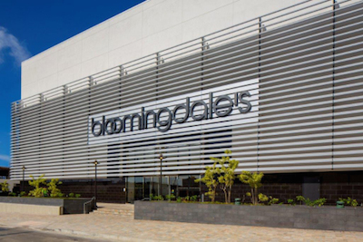 Bloomingdale's Ala Moana exterior