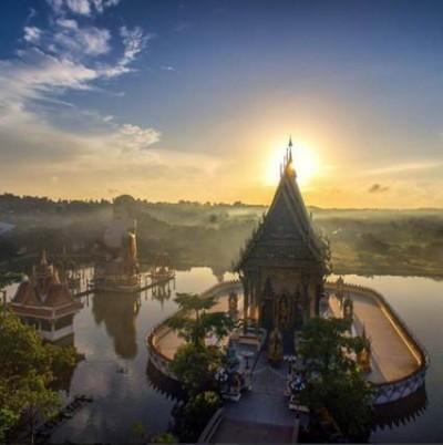 Vana Belle, Thailand