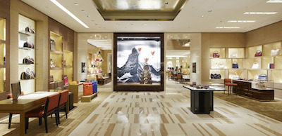 Louis Vuitton store Shenyang China