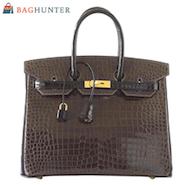 A Birkin bag sold on Baghunter for $99,750