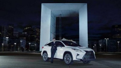 Lexus RX Beautiful Contrast image