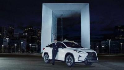 Lexus RX Beautiful Contrast image