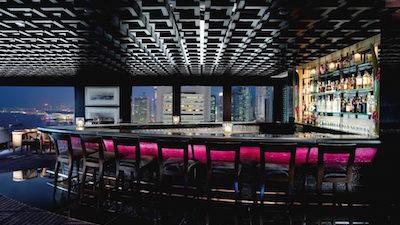 Mandarin Oriental Hong Kong M Bar 400