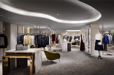Barneys personalizes experience via iBeacon placement