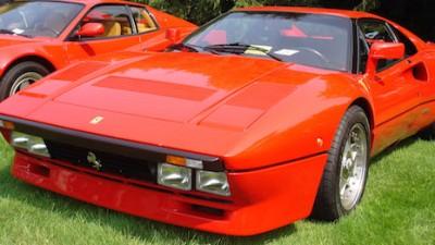 Ferrari GTO 400