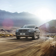 Bentley Extraordinary World promotional image