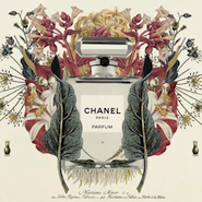 Video still from Inside Chanel, chapter 15