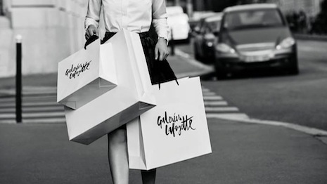 Image courtesy of Galeries Lafayette