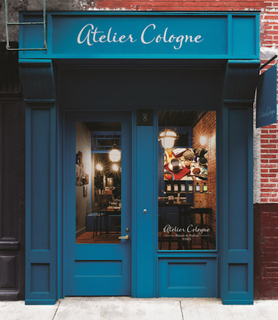 Atelier Cologne storefront