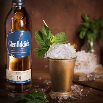 Glenfiddich Mint Julep