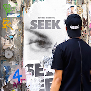 "Lyst's ""Seek"" campaign"