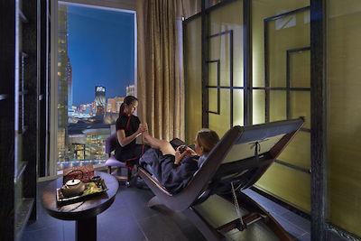 Luxury daily for Salon oriental