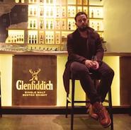 Josh Peskowitz curated Glenfiddich's Wardrobe XXI