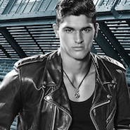 Versace's Dylan Blue campaign