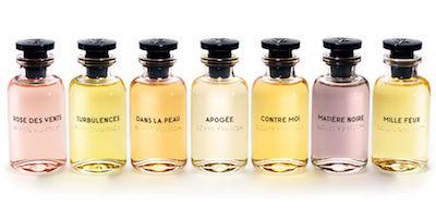 LV.Les parfumes louis vuitton