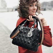 Marion Cotillard for Lady Dior, fall/winter 2016