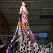 Still from Hermès' La Fabrique de la Soie film