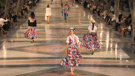 Chanel 2016 Resort Collection in Cuba