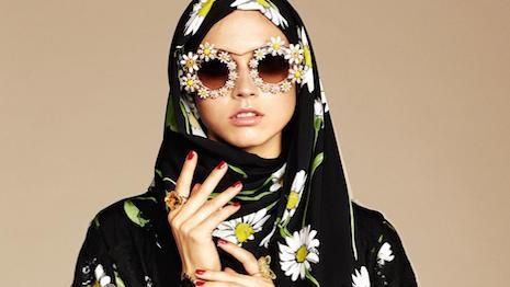 Dolce & Gabbana is Vogue Arabia advertising partner