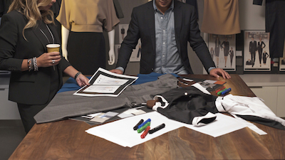 Four Seasons R&D Studio wardrobe