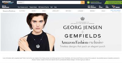 Georg Jensen Gemfields Amazon