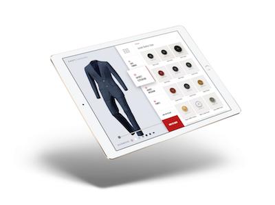 Knot Standard. VIrtual Studio_iPad 1
