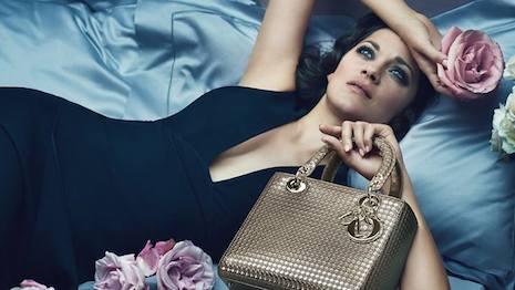 Marion Cotillard for Lady Dior