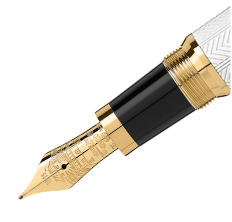 Nib of the matter for Montblanc