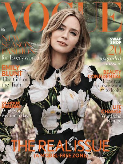 british Vogue Nov16 Cover 400