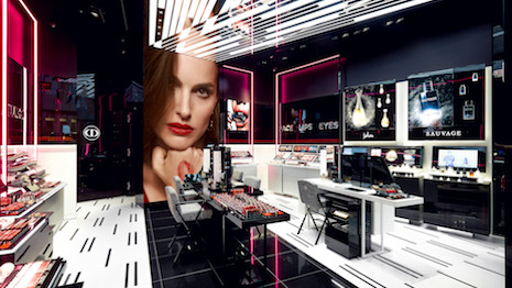 Dior Makeup at 1 World Trade Center