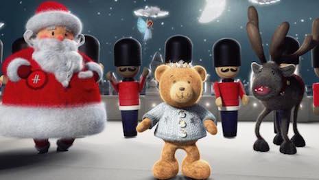harrods a very british bear tale holiday 2016