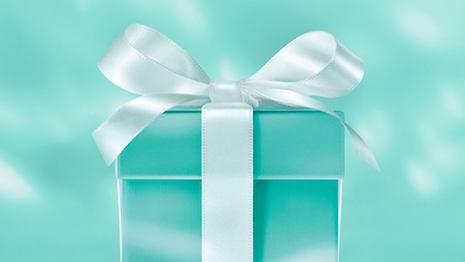 Tiffany & Co.'s Blue Box