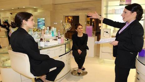 Effective retail management is essential to Harrods' customer focus