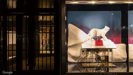 Take a Virtual Tour of NYC's Holiday Windows With Google