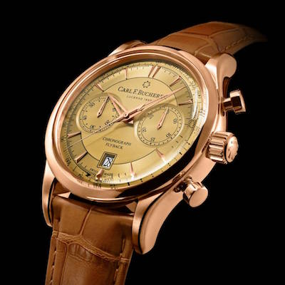 Carl F. Bucherer.Manero Flyback
