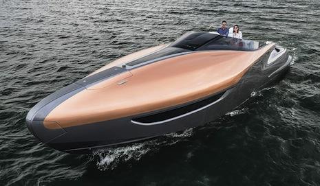 Lexus Sport Yacht to be built in Pulaski
