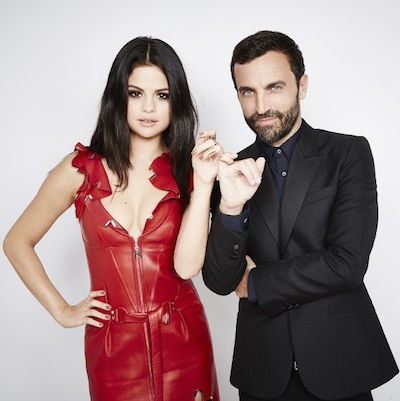 Louis Vuitton #makeapromise Selena Nicolas