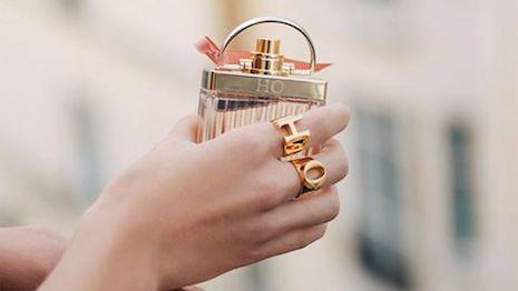Chloé Love Story Eau Sensuelle fragrance